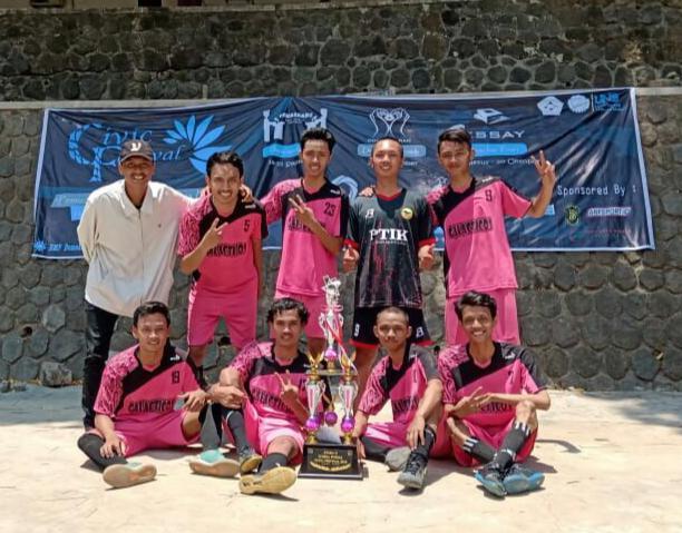 Juara lomba futsal